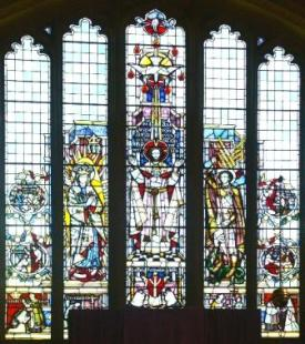 East Window post-1952
